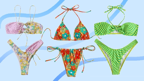 Do NOT Sleep On TikTok's Favorite Amazon Swimwear Brand | StyleCaster