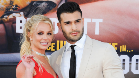 Here's How 'Involved' Britney's Fiancé Is With Her Kids Amid Her Custody Case With K-Fed | StyleCaster