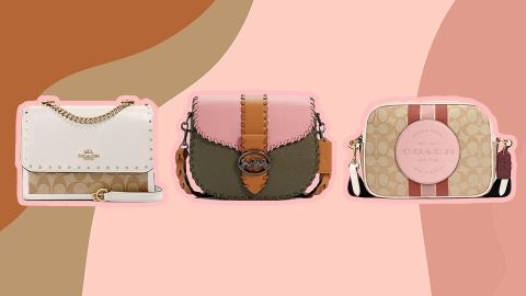 PSA: Coach Has an Under-the-Radar Online Outlet Chock-Full of Bags up To 60% Off | StyleCaster