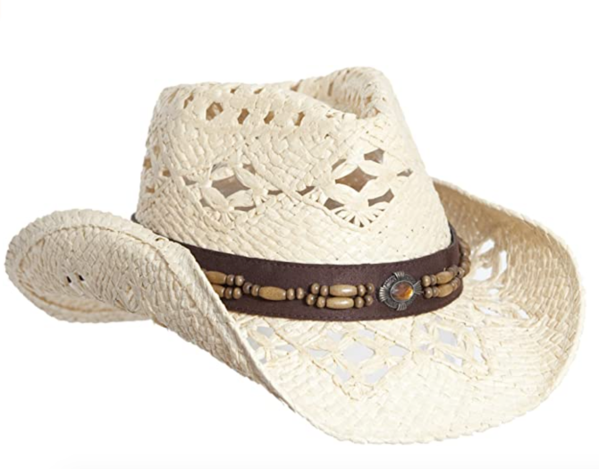STYLECASTER |  Chapéu de Cowboy da Party City