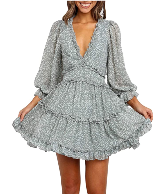 StyleCaster   Dokotoo Dress Review