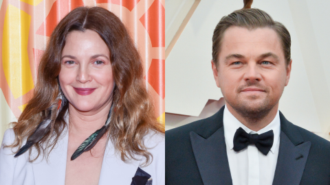 Drew Barrymore Just Told Leo DiCaprio He's 'Hot' & Now Fans Want Her to Shoot Her Shot   StyleCaster
