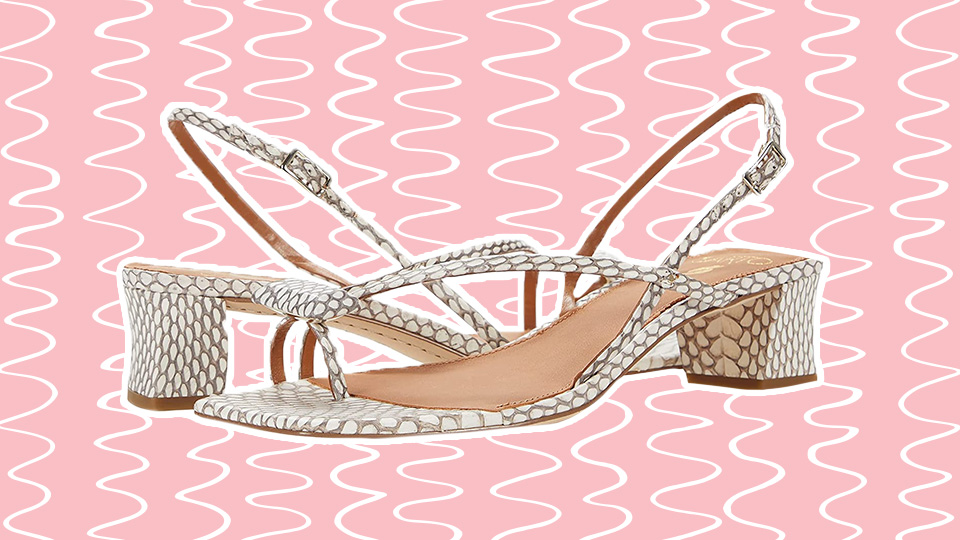 I Think I've Finally Found It: The Perfect Heeled Summer Sandal