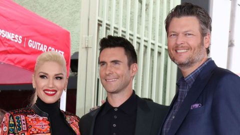 Here's the Real Reason Adam Levine Didn't Attend Blake Shelton & Gwen Stefani's Wedding | StyleCaster