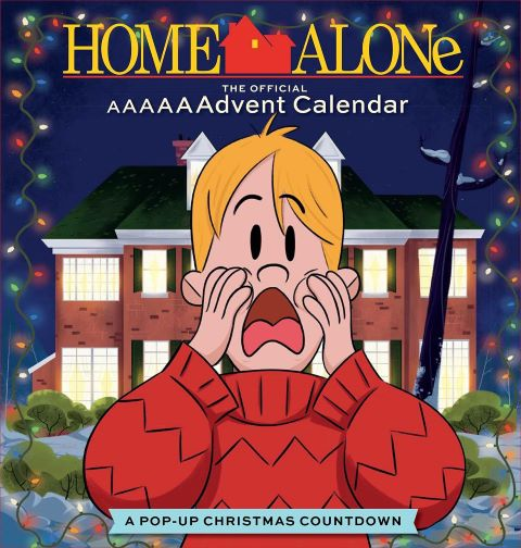 home alone official advent calendar Theres a Home Alone Advent Calendar—& It Includes Ornaments Like Harrys Gold Tooth