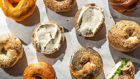 This Site Lets You Order Real NYC Bagels To Anywhere In The Country | StyleCaster