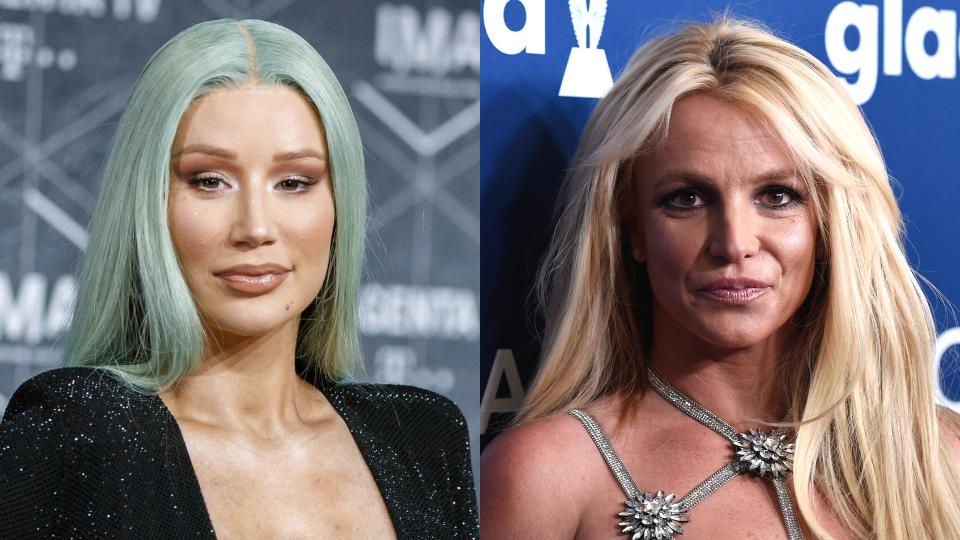 Iggy Azalea, Britney Spears