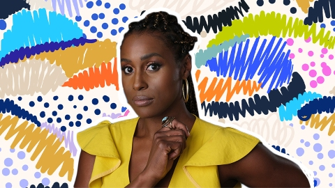 Issa Rae Got *Surprise* Married This Weekend & Her Dress Is So Stunning   StyleCaster