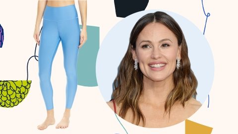 Jennifer Garner's Favorite Alo Leggings Are on Major Sale & They're Going to Sell Out Fast | StyleCaster