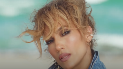 Fans Think J-Lo Just Shaded A-Rod After She Flipped Off an Ex in Her New Music Video | StyleCaster