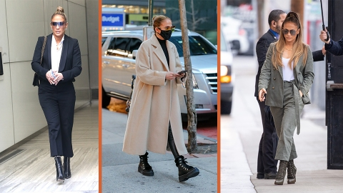 J.Lo's Best Street Style Looks Prove That Sometimes, Less Is More | StyleCaster