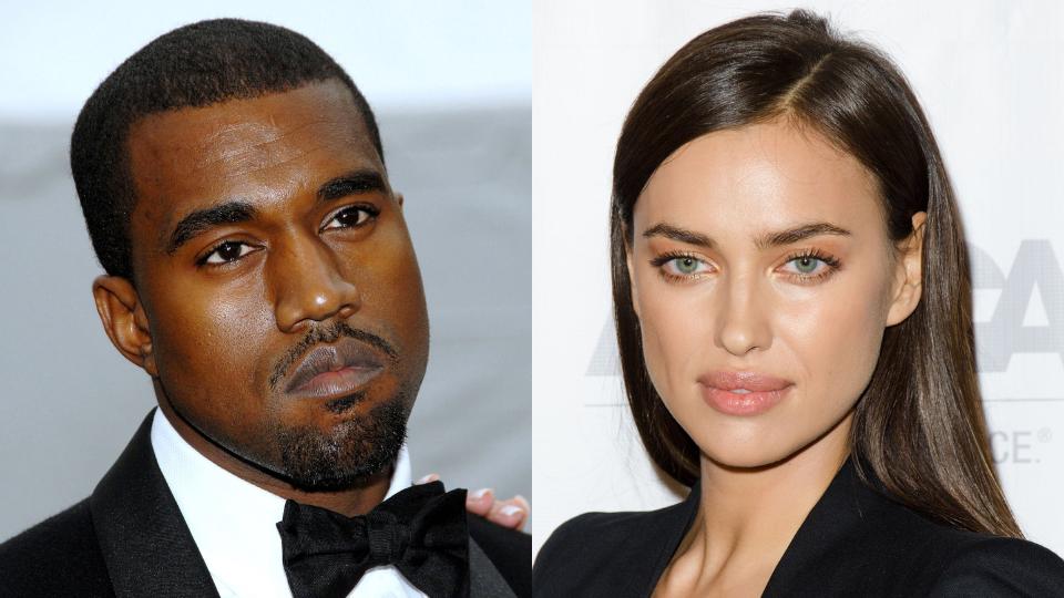 Kanye West, Irina Shayk