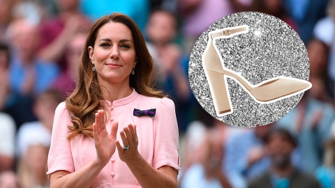 Kate Middleton's Perfect Nude Pumps From ALDO Are Just $85 Bucks | StyleCaster