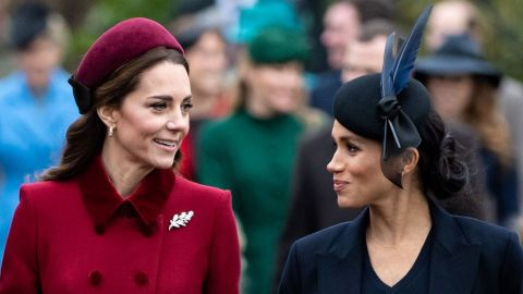 Here's Where Meghan & Kate's Relationship Stands Amid 'Tensions' From Their Husbands' Feud | StyleCaster