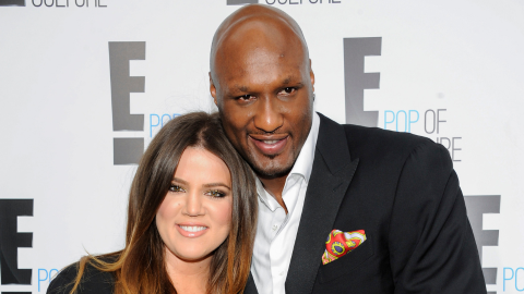 Lamar Just Tried to Shoot His Shot With Khloé After Her Breakup With Tristan | StyleCaster
