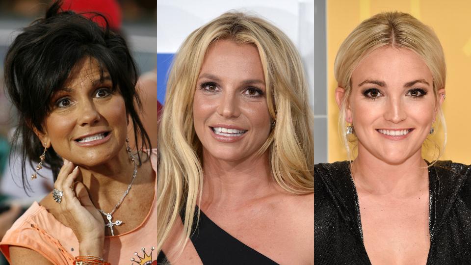 Lynne Spears, Britney Spears, Jamie Lynn Spears