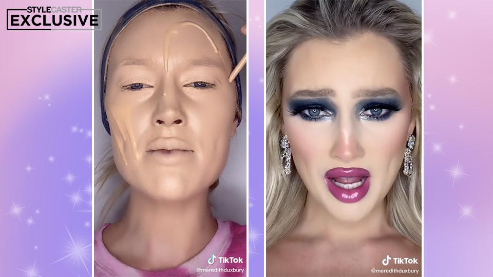 TikTok Beauty Star Meredith Duxbury On The Secret To A Seamless Full-Coverage Face