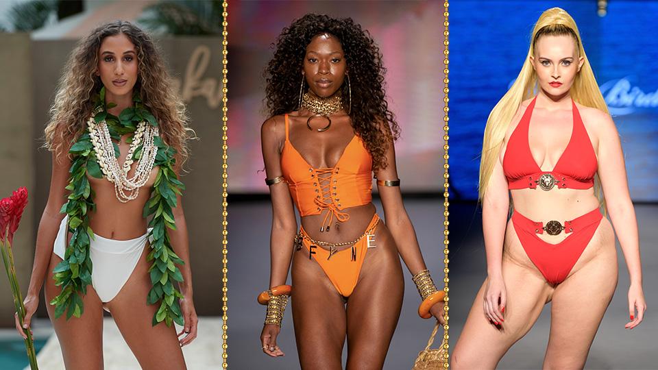 3 Bikini Brands From Miami Swim Week That I'd Actually Shop