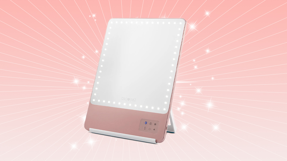 Beauty Pros' Fave LED Makeup Mirror Is $80 Off During Nordstrom's Big Blowout | StyleCaster