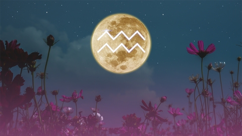 The Full Moon in Aquarius On July 23 Will Affect These Signs The Most | StyleCaster