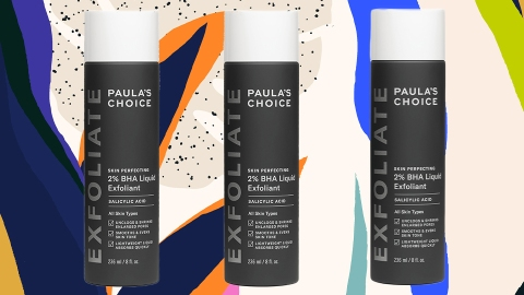 A Jumbo-Sized Paula's Choice Exfoliator Is On Sale For $39 RN   StyleCaster