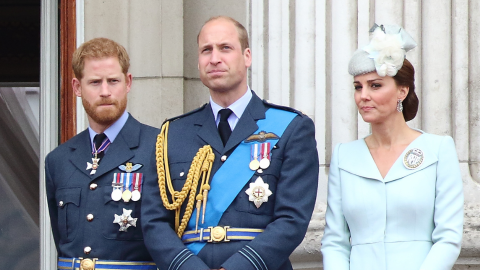 William & Harry Plan to Meet After Diana's Tribute—& Kate Will Be There as a 'Peacekeeper' | StyleCaster