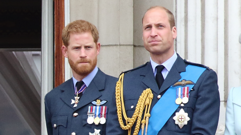 Prince William Is Releasing His Own Book Amid Reports He's 'Nervous' About Harry's Memoir   StyleCaster