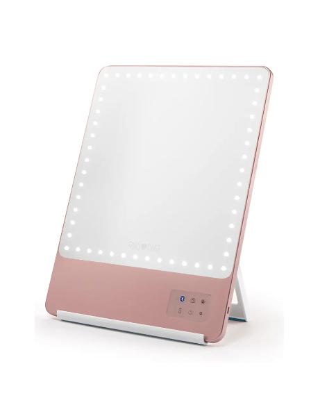 riki ama riki riki espelho 10x iluminado skinny Profissionais de beleza Fave espelho de maquiagem com LED com desconto de $ 80 durante o grande golpe da Nordstroms