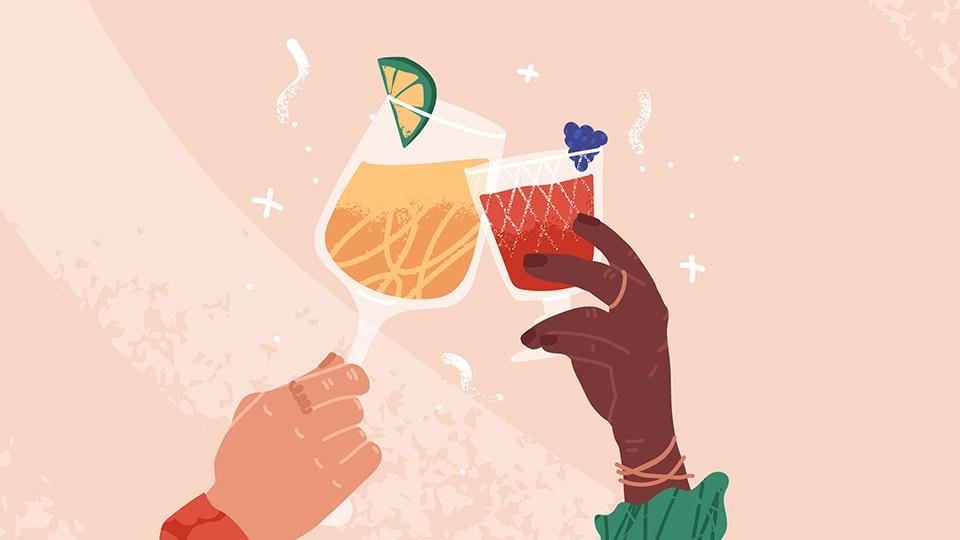 How To Make Sangarita, The Boozy Lovechild Of Margaritas & Sangria