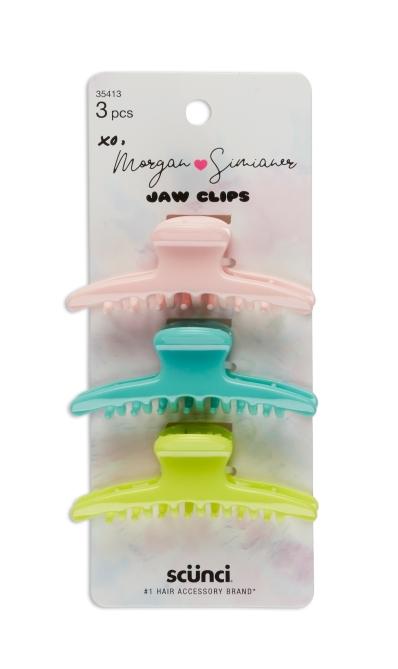 scunci hair clips