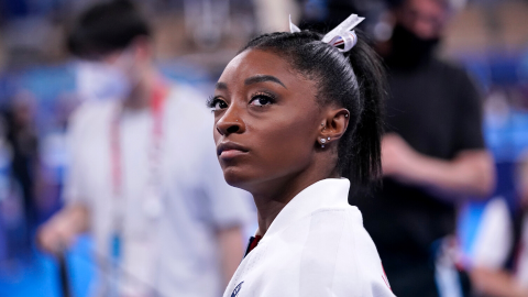 Simone Biles Just Revealed She Withdrew From the Olympics to 'Protect' Her Mental Health   StyleCaster
