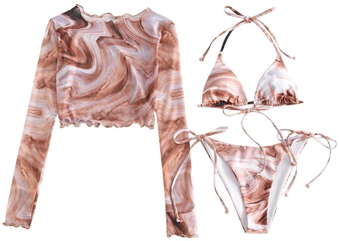 STYLECASTER | Soly Hux Swimsuits Amazon