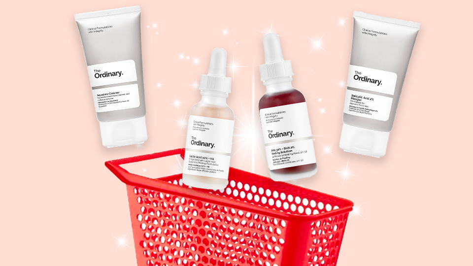 OMG—The Ordinary Just Hit Target & We're Freaking Out