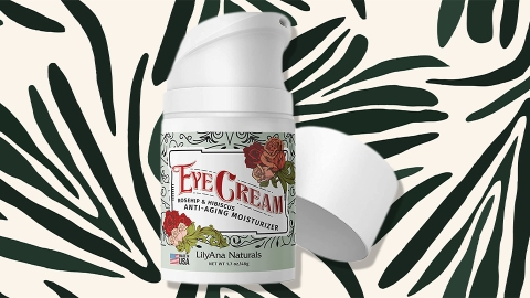 This Affordable Eye Cream Is Going Viral On TikTok For Line-Smoothing Properties | StyleCaster
