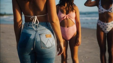 Wrangler x Billabong Features Crochet Bikinis, Summertime Denim & More | StyleCaster