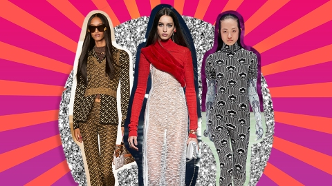 2022's Trend Forecast Is All About Big Sartorial Statements | StyleCaster