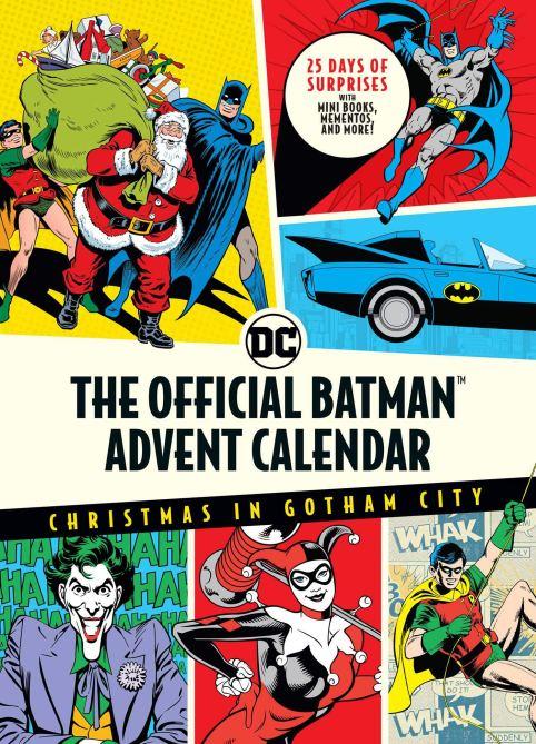 Batman Advent Calendar