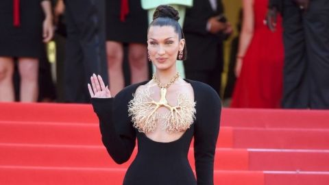 Bella Hadid's New Tattoos Are Actually $12 Temps & I Need Them | StyleCaster