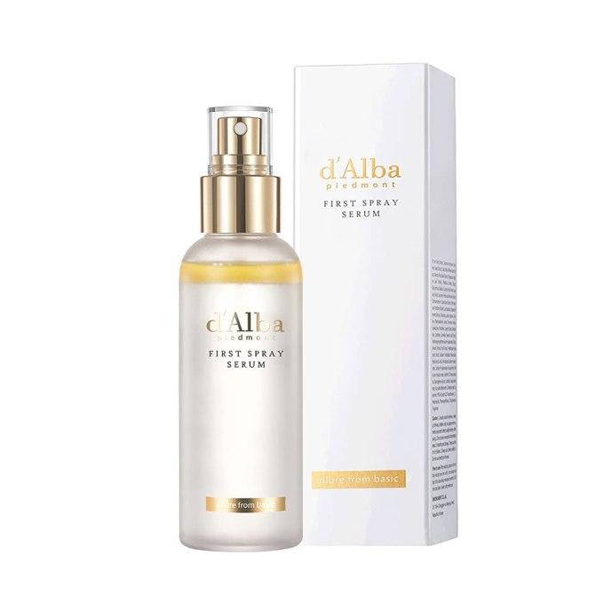 D'alba Piedmont white truffle first spray serum