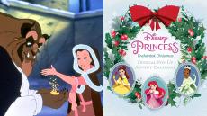 These Disney Advent Calendars Include Ornaments Like Cinderella's Slipper & Rapunzel's Pan