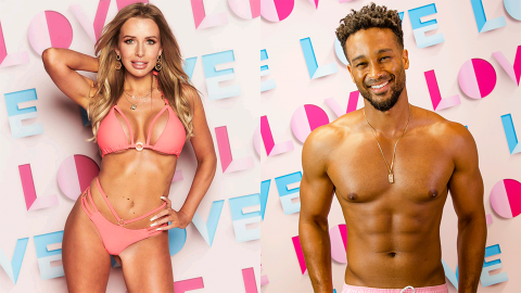 Here's Whether Faye & Teddy Are Still Together After They Came in 3rd on 'Love Island' | StyleCaster