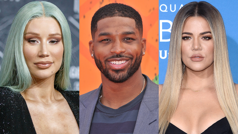 Iggy Just Responded to Rumors She's Dating Tristan After Those Khloé Cheating Rumors | StyleCaster