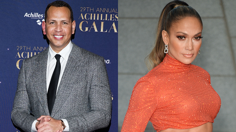A-Rod Just Shaded J-Lo by Posing With a Porsche He Got For Her & Took Back | StyleCaster