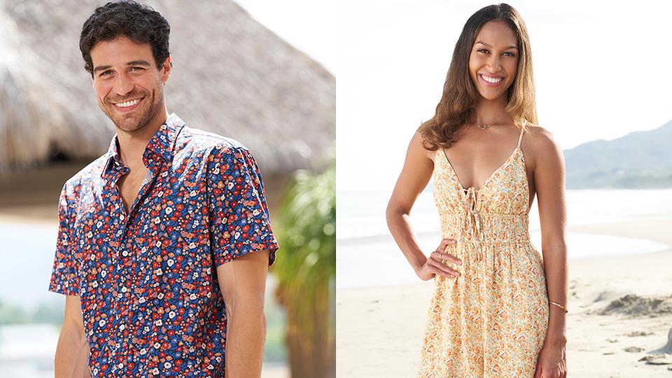 "Joe, Serena P., ""Bachelor in Paradise"" 2021"