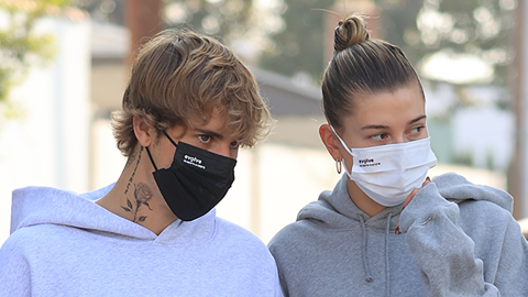 The Chic, Affordable Face Masks Justin & Hailey Bieber Both Love | StyleCaster