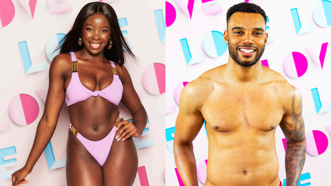 Here's Whether Kaz & Tyler Are Still Together After They Came in Last on 'Love Island' | StyleCaster