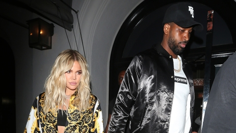 Khloé Just Responded to Rumors She's Back Together With Tristan After He Cheated Again | StyleCaster