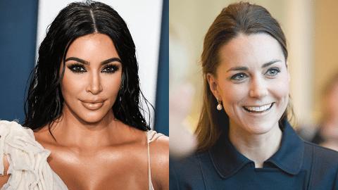 Kim K. Says Comparisons to Kate Middleton's Body While Pregnant 'Killed' Her Self-Esteem | StyleCaster
