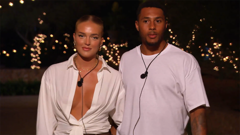 Here's Whether Mary & Aaron Are Still Together After Their 'Love Island' Elimination | StyleCaster
