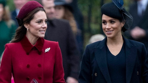Here's Where Meghan & Kate's Relationship Is Now After Years of 'Never' Being 'Close' | StyleCaster